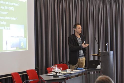 2. Workshop Sediment dynamics of the Wadden Sea: getting a grip on present, past and future (organisation: Ir Floris van Bentum, Programme Towards a rich Wadden Sea/Rijkswaterstaat, The Netherlands)