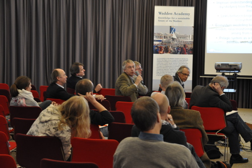 Panel dicussion moderated by Prof. dr Franciscus Colijn (HZG Centre for Materials and Coastal Research, Geesthacht, Germany)
