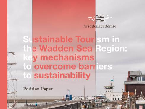 [Translate to english:] Cover position paper Sustainable tourism