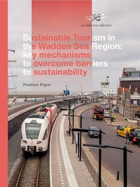 Cover sustainable tourism