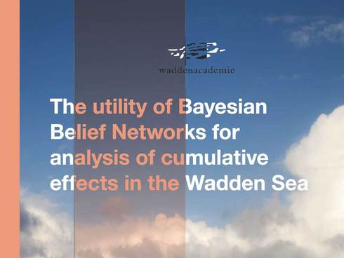 Cover report The utility of Bayesian Belief Networks for analysis of cumulative effects in the Wadden Sea