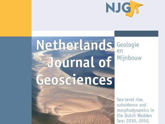 Cover Special Issue Netherlands Journal of Geosciences