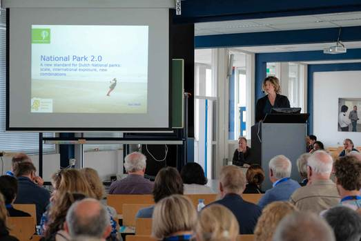 Lecure Jori Wolf (State Forestry Service): A new standard for National Parks in The Netherlands; The case of the Wadden Sea area