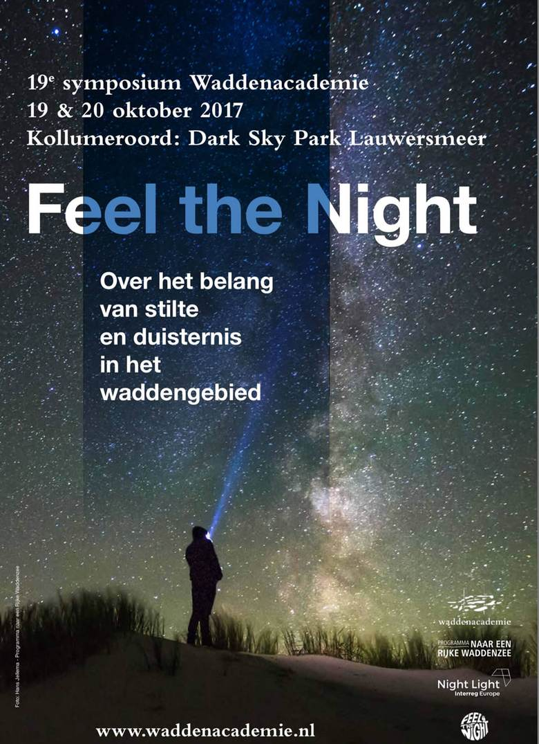 Poster Symposium Feel the Night