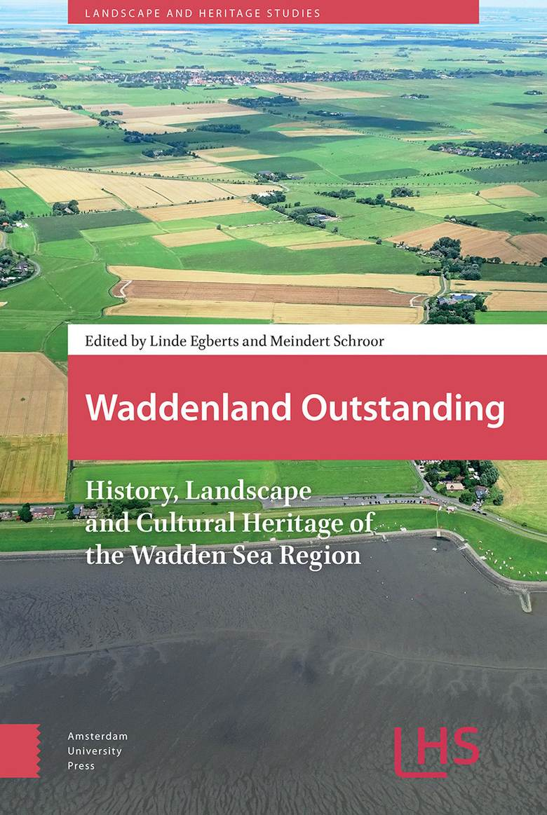 Cover book waddenland Outstanding