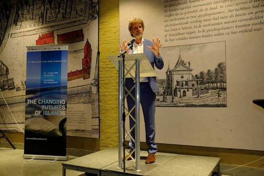 Oeds Westerhof on behalf of Leeuwarden Cultural Capital of Europe(director network  & legacy LF 2018)