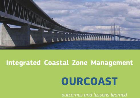 Cover Ourcoast brochure