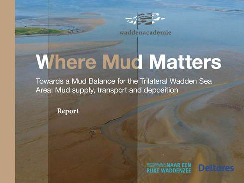 Cover rapport Where Mud Matters