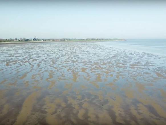 [Translate to english:] short film about sealevel rise, subsidence and sedimentation budget in the Dutch Wadden Sea