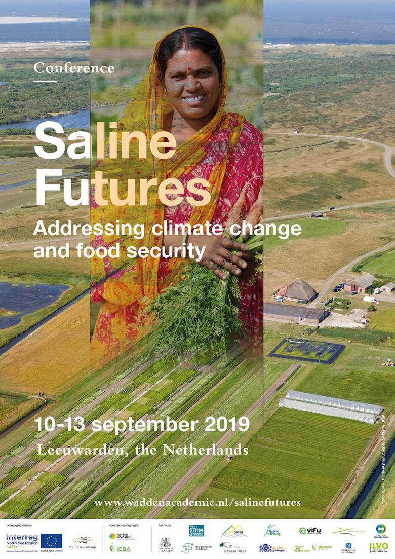 Poster Saline Futures Conference