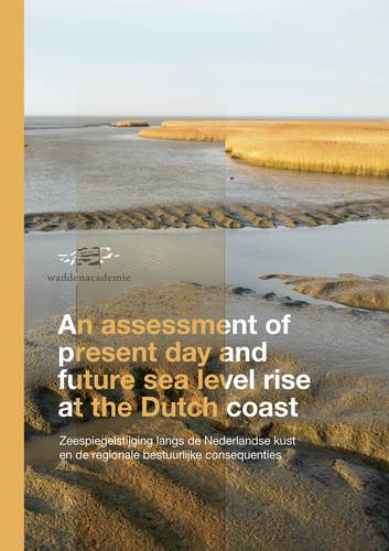 Cover rapport An assessment of present day and future sea level rise at the Dutch coast