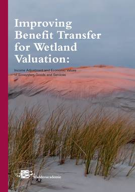 Cover mproving Benefit Transfer for Wetland Valuation