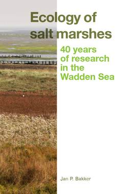 Cover Ecology of Salt Marshes