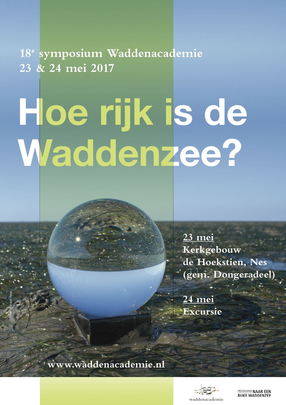 Poster Symposium Hoe rijk is de Waddenzee?