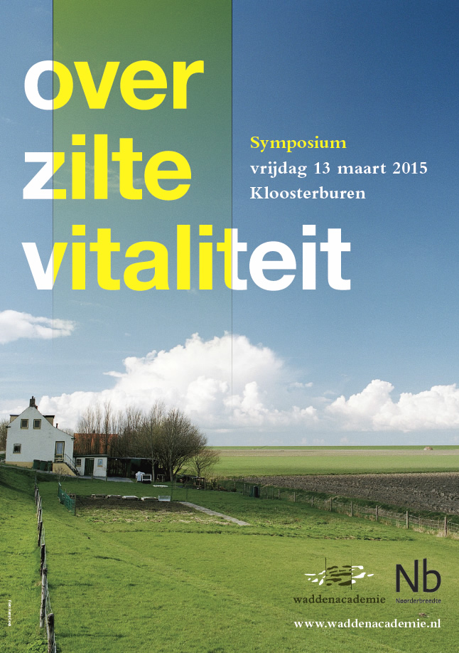 Poster Symposium Over Zilte Vitaliteit