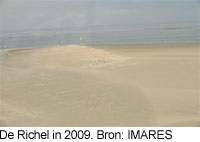 De Richel in 2009. Bron: IMARES.