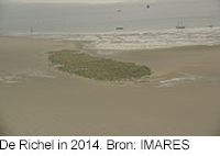 De Richel in 2014. Bron: IMARES.